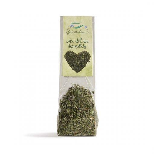 Mix di erbe aromatiche in cucina