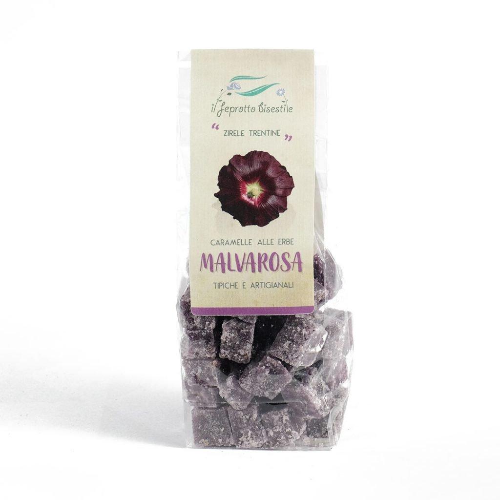 ingredienti Zirele alla malvarosa caramelle trentine