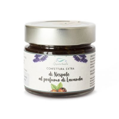 Confettura extra di Nespole al profumo di Lavanda 5,00€